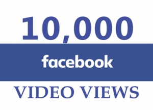 how to get 10000 facebook views